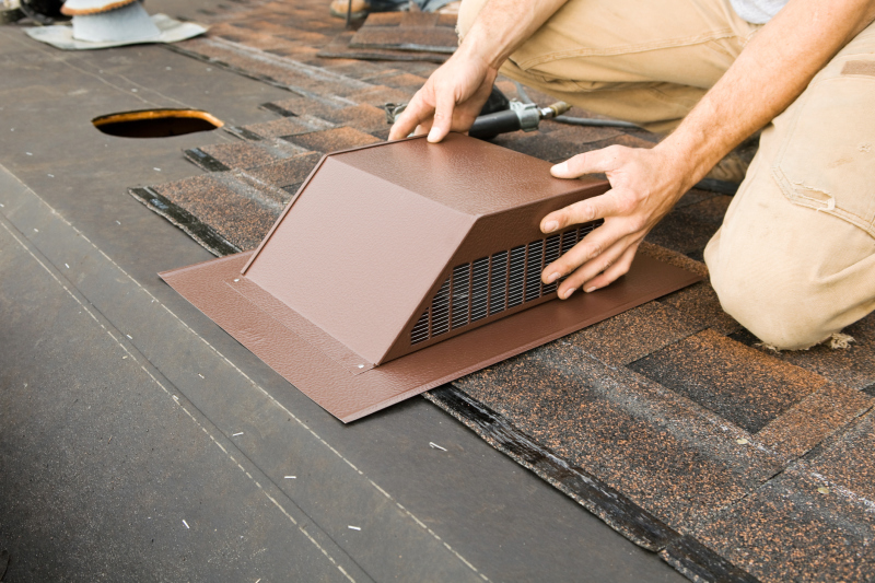 It's a Hot One! Is Your Roof's Ventilation System Keeping Up this Summer?