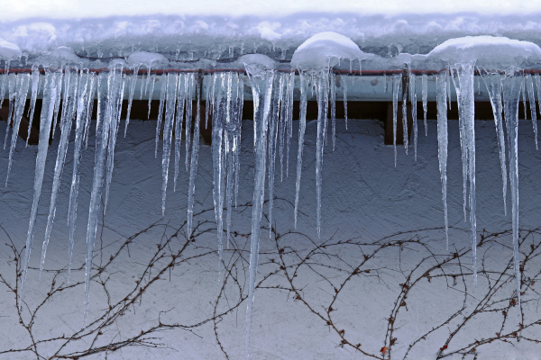 Tis the Season to Check for Ice Dams