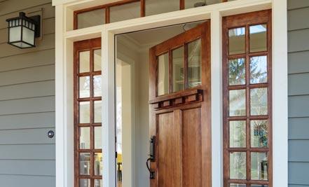Doors Hamblets Roofing Siding Windows In Niagara